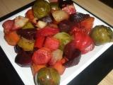 Pečená zelenina na bylinkách recept