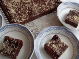 Oříškové brownies recept