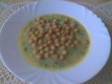 Krémová zeleninová polévka s mladou cibulkou recept ...