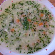 Slavnostní pórková polévka recept