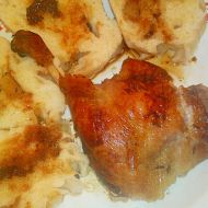 Domácí kynutý houskový knedlík recept
