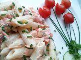 Salát z Penne těstovin recept