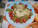 Brokolicové placičky recept