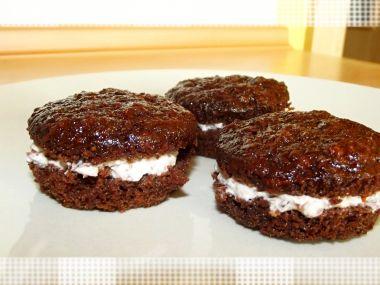 Mrkvové dortíčky