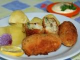 Bramborovo-rybí karbanátky recept