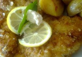 Krásně nadýchané, smažené, kuřecí řízky, dnes neklasicky recept ...