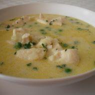 Jemná rybí polévka s pangasem recept
