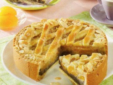Ciasto morelowe  sváteční koláč