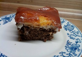 Piškotová buchta bez lepku recept