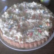 Šup šup dort recept