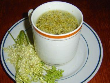 Čaj proti chřipce  bylinná směs