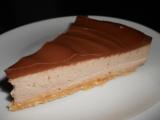 Kaštanový cheesecake recept