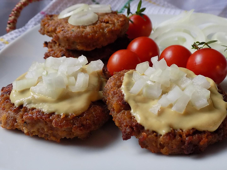 Vepřenky se sýrem recept