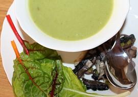 Krémová mangold suppe :-) recept