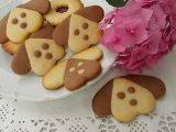 Pejsci  křehké sušenky z kondenzovaného mléka recept ...