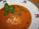 Rajčatová polévka recept