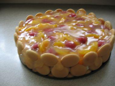 Jahodový dort :)