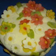 Nejlepší potahovací hmota na dorty recept