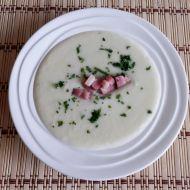 Celerová krémová polévka recept