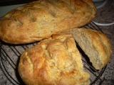 Chléb, který není asi tak, jak by měl být recept