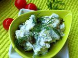Lehký bramborový salát s koprem a kapary recept