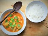 Massaman curry recept