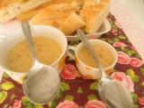 Čočková polévka se smetanou recept
