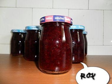 Brusinkový džem