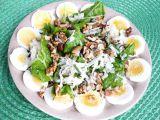 Kedlubnovo-mangoldový salát recept