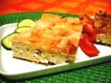 Tykvový koláč s rýží a tvarohem  slaný aj sladký recept ...