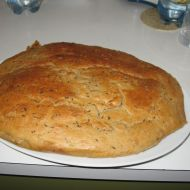Chutný tmavý chléb recept