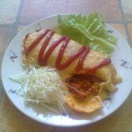 Omuraisu recept