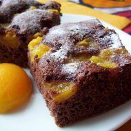 Kakaovo-meruňková bublanina recept