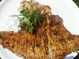 Kapří filet na grilu recept