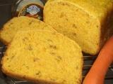 Javorovo-mrkvový chlebík s ořechy recept