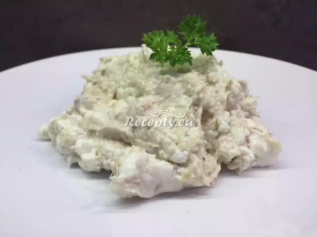 Šunková pěna na jednohubky recept  pomazánky
