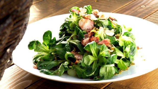 VIDEO: Salát z nových brambor a polníčku