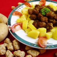 Čína ze sójového masa recept