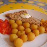 Kuře s oreganem a řeckým dresingem recept