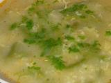 Letní fazolková polévka recept