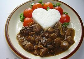 Vepřové a sójové kostky na houbách- aneb Co je co? recept ...