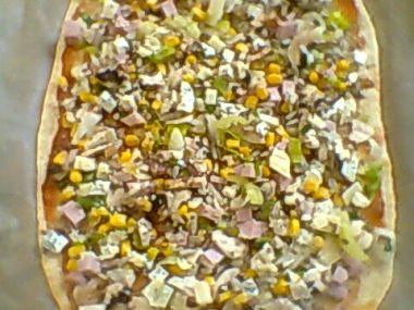 Oblíbená domácí pizza