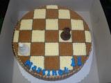 Šachovnice krémová recept