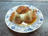 Kuřecí závitek s rýžovým pilafem recept