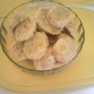 Bavorské chlupaté knedlíky recept