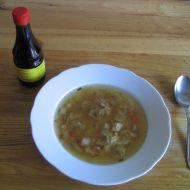 Kapustová polévka na česneku recept
