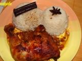 Česnekové kuře po čínsku recept