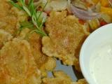 Rarášci v tapiokové krustě recept