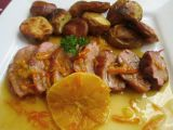 Kachní prsíčka s pomerančovým rozvarem recept