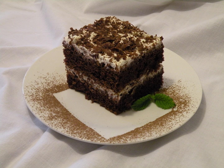 Podmáslové řezy s mascarpone recept